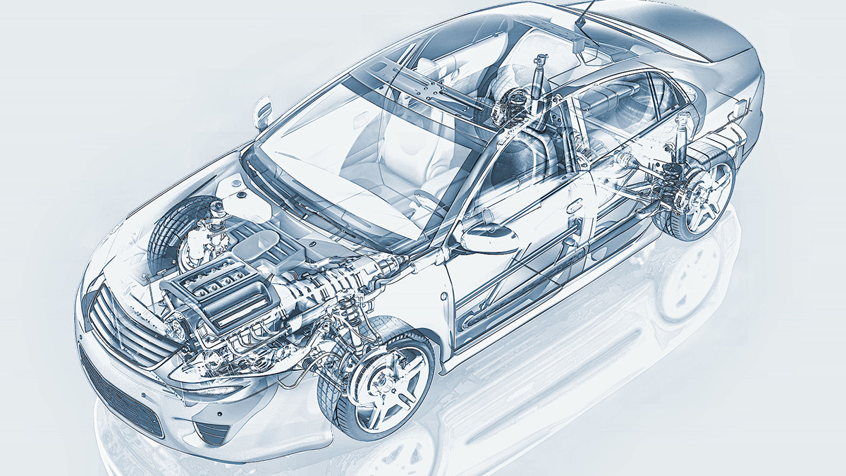 What Is A Car Power Transmission System?
