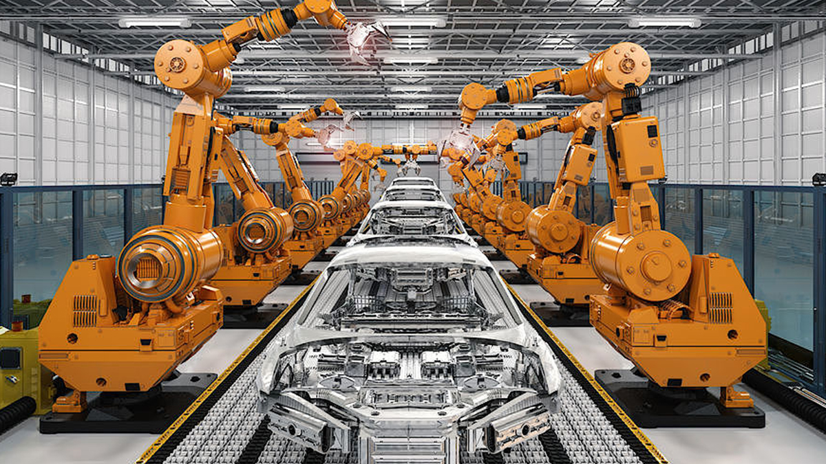 How Will AI Robots Disrupt the Manufacturing Industry?