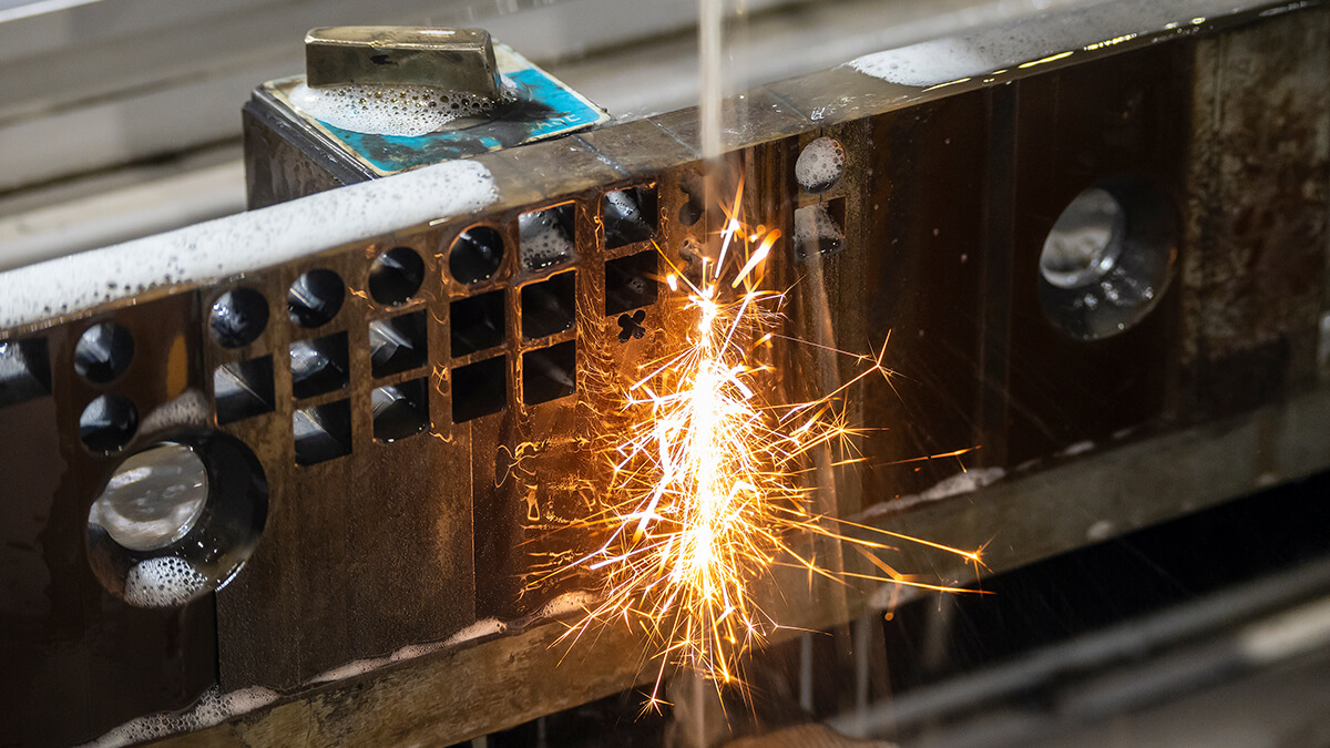 What is a Spark Erosion Machine?
