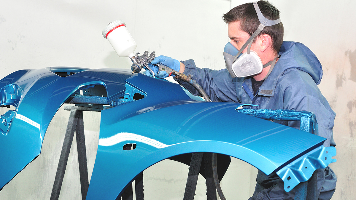 What Is the Basics and Advantage of Between Liquid and Powder Coating?