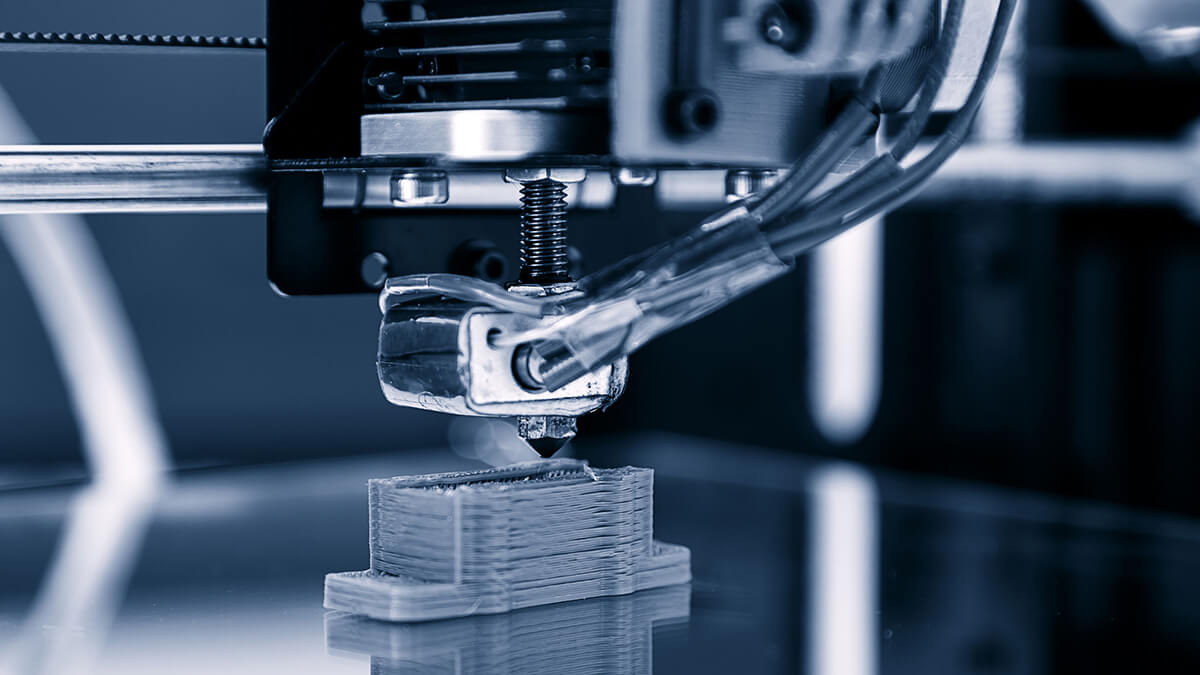 Additive Manufacturing in the Future and Areas of Application