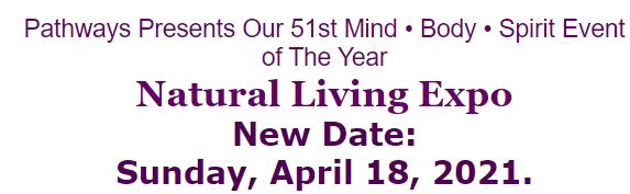 Pathways Natural Living Expo