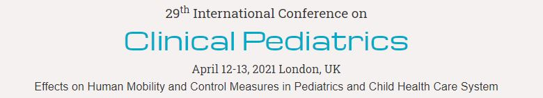 International Conference & Exhibition on Clinical Pediatrics