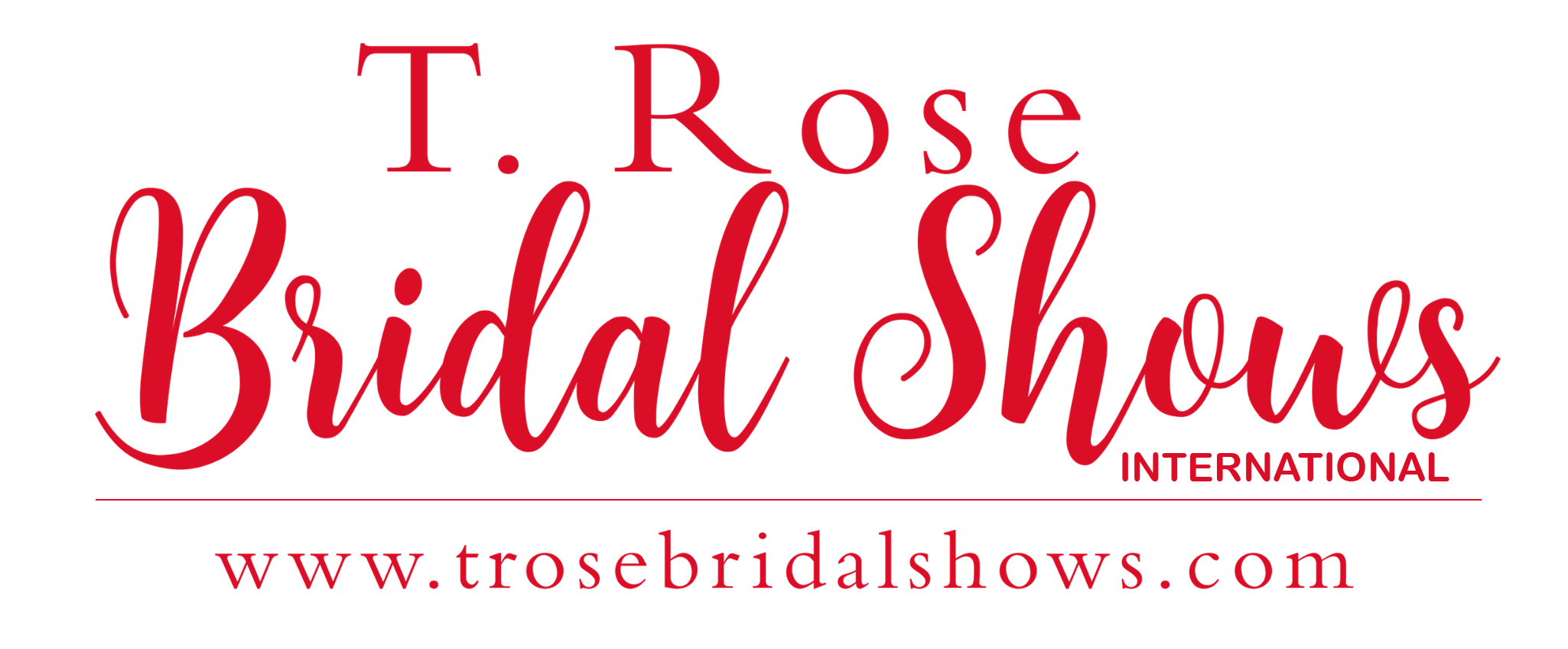 T Rose International Bridal Shows