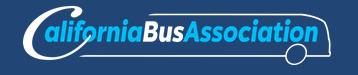California Bus Association Convention and Trade Show