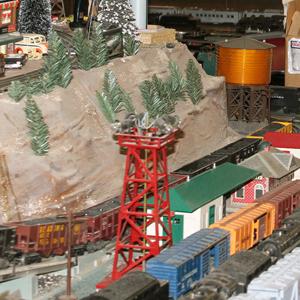 Model Railroad & Toy Show