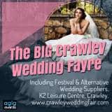 The BIG Crawley Wedding Fayre